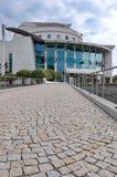 Εθνικό θέατρο της Ουγγαρίας Στοκ φωτογραφία με δικαίωμα ελεύθερης χρήσης