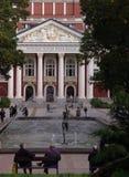 εθνικό θέατρο Στοκ εικόνες με δικαίωμα ελεύθερης χρήσης
