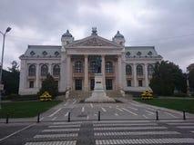 Εθνικό θέατρο IaÈ™i Στοκ φωτογραφία με δικαίωμα ελεύθερης χρήσης