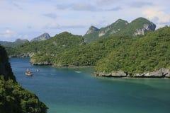Εθνικό θαλάσσιο πάρκο λουριών ANG, Ταϊλάνδη Στοκ φωτογραφίες με δικαίωμα ελεύθερης χρήσης
