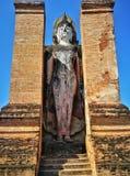 Εθνικό ιστορικό πάρκο Sukhothai, Sukhothai, Ταϊλάνδη Στοκ Εικόνες