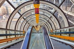 Εθνικό κέντρο για την τέχνη και τον πολιτισμό Georges Pompidou στοκ εικόνες