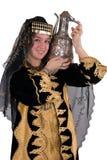 εθνικό κορίτσι Στοκ φωτογραφία με δικαίωμα ελεύθερης χρήσης