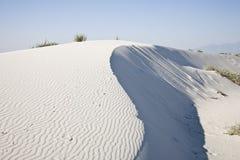 εθνικό λευκό άμμων μνημείων Στοκ εικόνα με δικαίωμα ελεύθερης χρήσης