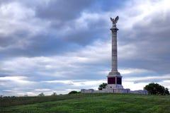 Εθνικό μνημείο της Νέας Υόρκης πεδίων μαχών Antietam Στοκ εικόνες με δικαίωμα ελεύθερης χρήσης
