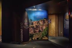 Εθνικό Μουσείο αμερικανικός Ινδός Στοκ Φωτογραφία