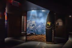 Εθνικό Μουσείο αμερικανικός Ινδός Στοκ Εικόνες