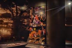 Εθνικό Μουσείο αμερικανικός Ινδός Στοκ φωτογραφία με δικαίωμα ελεύθερης χρήσης