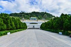 Εθνικό μουσείο παλατιών στο Ταιπέι, Ταϊβάν Στοκ Φωτογραφίες