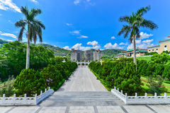 Εθνικό μουσείο παλατιών στο Ταιπέι, Ταϊβάν στοκ εικόνα