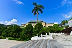 Εθνικό μουσείο παλατιών στο Ταιπέι, Ταϊβάν στοκ φωτογραφία με δικαίωμα ελεύθερης χρήσης