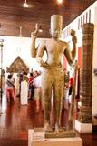 Εθνικό Μουσείο στην ασημένια παγόδα της Royal Palace ημέρας της ανεξαρτησίας της Καμπότζης Στοκ Φωτογραφία