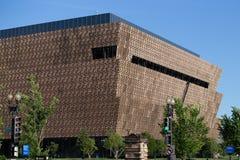 Εθνικό Μουσείο της ιστορίας και του πολιτισμού αφροαμερικάνων Στοκ Εικόνες