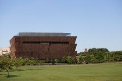 Εθνικό Μουσείο της ιστορίας και του πολιτισμού αφροαμερικάνων Στοκ φωτογραφίες με δικαίωμα ελεύθερης χρήσης