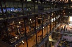 Εθνικό Μουσείο της φυσικής ιστορίας Στοκ φωτογραφία με δικαίωμα ελεύθερης χρήσης