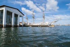 Εθνικό ναυτικό μουσείο Karlskrona Στοκ φωτογραφία με δικαίωμα ελεύθερης χρήσης