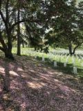 Εθνικό νεκροταφείο του Άρλινγκτον Στοκ Φωτογραφίες