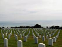 Εθνικό νεκροταφείο Rosecrans Στοκ εικόνες με δικαίωμα ελεύθερης χρήσης