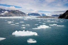 Εθνικό νερό κόλπων παγόβουνων πάρκων φιορδ Kenai παγετώνων της Αλάσκας Στοκ φωτογραφίες με δικαίωμα ελεύθερης χρήσης