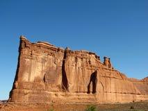 εθνικό πάρκο αψίδων στοκ φωτογραφία