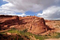 Εθνικό πάρκο αψίδων, Utah Στοκ Φωτογραφίες