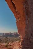 Εθνικό πάρκο αψίδων στοκ εικόνα