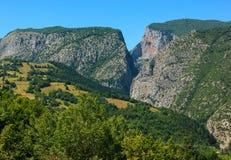 Εθνικό πάρκο βουνών Kure Στοκ εικόνα με δικαίωμα ελεύθερης χρήσης