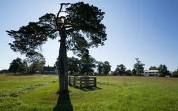 Εθνικό πάρκο δικαστηρίων κομητειών Appomattox Στοκ εικόνες με δικαίωμα ελεύθερης χρήσης