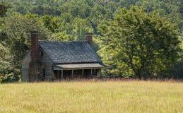Εθνικό πάρκο δικαστηρίων κομητειών Appomattox Στοκ Φωτογραφίες