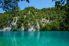 Εθνικό πάρκο λιμνών Plitvice, Κροατία Στοκ Εικόνες