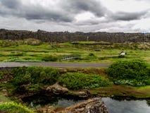 Εθνικό πάρκο Ισλανδία Στοκ φωτογραφία με δικαίωμα ελεύθερης χρήσης