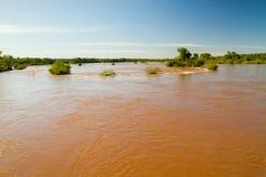 Εθνικό πάρκο καταρρακτών Iguazu Στοκ εικόνες με δικαίωμα ελεύθερης χρήσης