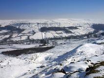Εθνικό πάρκο κοιλάδων του Γιορκσάιρ - Αγγλία στοκ εικόνα
