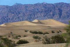 Εθνικό πάρκο κοιλάδων θανάτου, Καλιφόρνια, ΗΠΑ Στοκ εικόνες με δικαίωμα ελεύθερης χρήσης