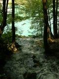 Εθνικό πάρκο Κροατία λιμνών Plitvice Στοκ φωτογραφία με δικαίωμα ελεύθερης χρήσης