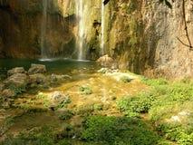 Εθνικό πάρκο Κροατία λιμνών Plitvice Στοκ Εικόνες