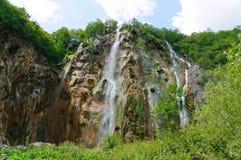 Εθνικό πάρκο λιμνών Plitvice, Κροατία Στοκ εικόνες με δικαίωμα ελεύθερης χρήσης