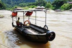 Εθνικό πάρκο Μαλαισία Tembeling Ulu Στοκ Εικόνες