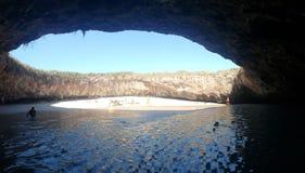 Εθνικό πάρκο νησιών Marietas Στοκ εικόνα με δικαίωμα ελεύθερης χρήσης