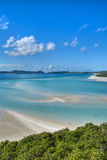 Εθνικό πάρκο νησιών Whitsunday, Αυστραλία Στοκ Εικόνες