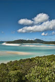Εθνικό πάρκο νησιών Whitsunday, Αυστραλία Στοκ Φωτογραφία
