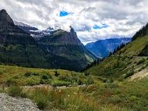 Εθνικό πάρκο παγετώνων Στοκ φωτογραφία με δικαίωμα ελεύθερης χρήσης