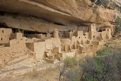εθνικό πάρκο παλατιών mesa το&upsil στοκ εικόνα