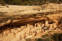 εθνικό πάρκο παλατιών mesa το&upsil στοκ εικόνα με δικαίωμα ελεύθερης χρήσης