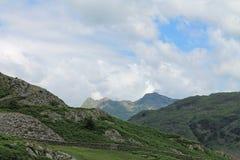 Εθνικό πάρκο περιοχής λιμνών λίγο Langdale Cumbria Στοκ εικόνες με δικαίωμα ελεύθερης χρήσης