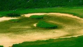 Εθνικό πάρκο στο νησί Mljet απόθεμα βίντεο