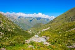 Εθνικό πάρκο της ΑΛΑ Archa, Κιργιστάν Στοκ Φωτογραφίες