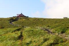 εθνικό πάρκο της Ιαπωνίας hako Στοκ φωτογραφία με δικαίωμα ελεύθερης χρήσης