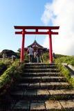 εθνικό πάρκο της Ιαπωνίας hako Στοκ εικόνες με δικαίωμα ελεύθερης χρήσης