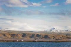 Εθνικό πάρκο της Ισλανδίας Στοκ Φωτογραφίες